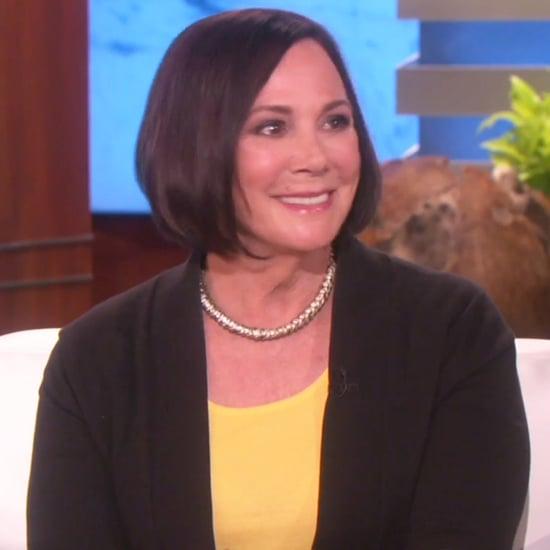 Marcia Clark on The Ellen DeGeneres Show   Video