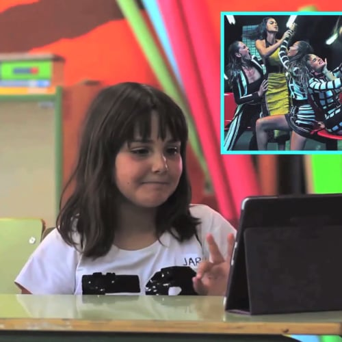 Kids React to Fashion Campaigns