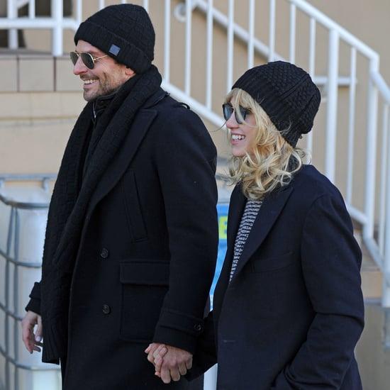 Bradley Cooper and Suki Waterhouse PDA at 2014 Sundance