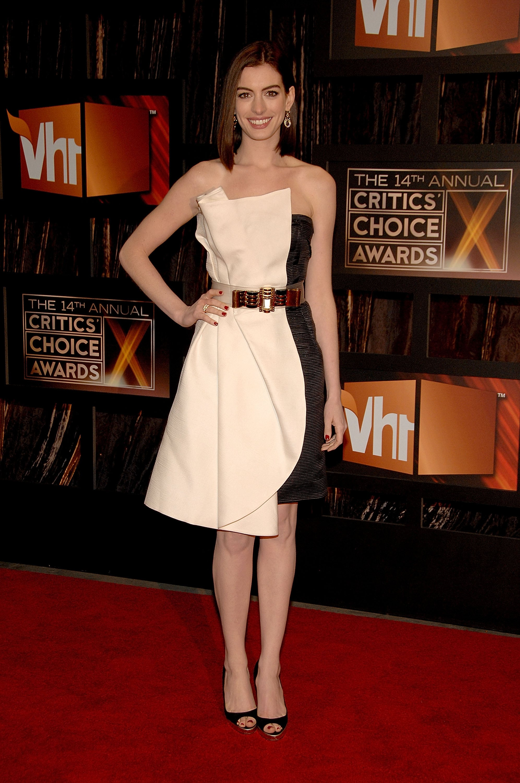 Celebs Arrive at the Critics Choice Awards