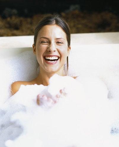 Beauty Mark It Results: Bubble Baths