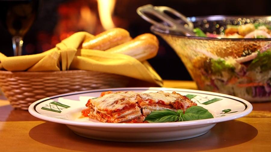 Olive Garden Lasagna Classico