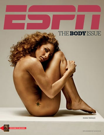 ESPN Body Issue 2010