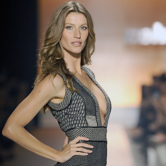 Gisele at Sao Paulo Fashion Week Winter 2014 | Pictures