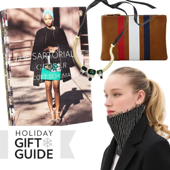 """Fab has put together a stylish """"one size fits all"""" gift guide full of indulgent pieces like statement accessories, chic notebooks, must-have iPad cases, and more."""