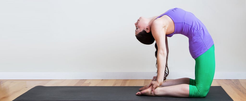 Look Sleek and Toned in Your Strapless Dress With These Back-Strengthening Poses