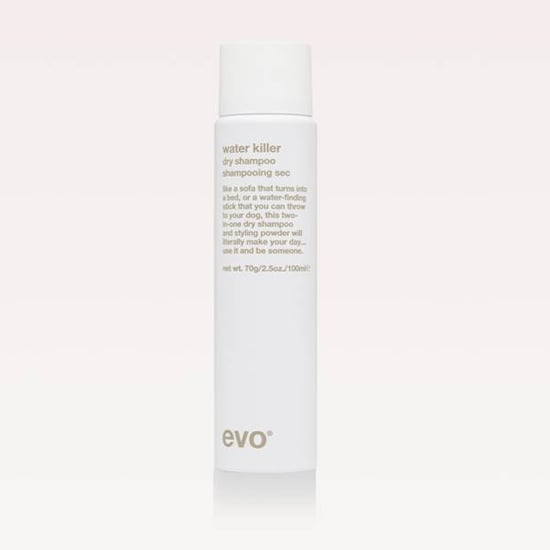 With all the static and dryness that your hair suffers from in the Winter, you could be tempted to start sudsing it up once a day, even though you know it isn't wise. Enter Evo Water Killer Mini Dry Shampoo ($14, available mid-December). Part dry shampoo, part styling spritz, this mini-miracle bottle fits discreetly in your purse for on-the-go touch-ups, making it clutch for your hair's Winter blues. — MD