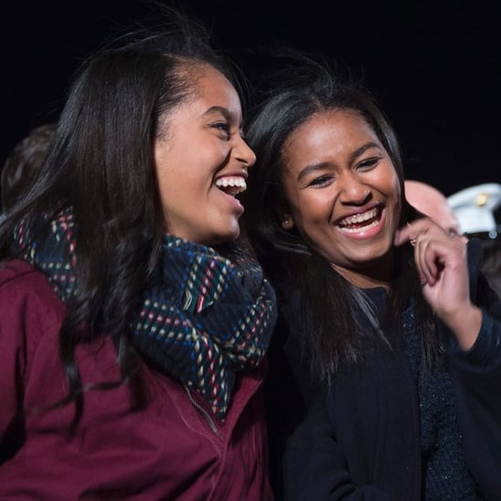 Cutest Pictures of Malia and Sasha Obama