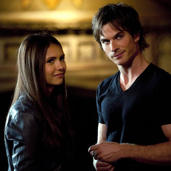 The Vampire Diaries Damon and Elena GIFs