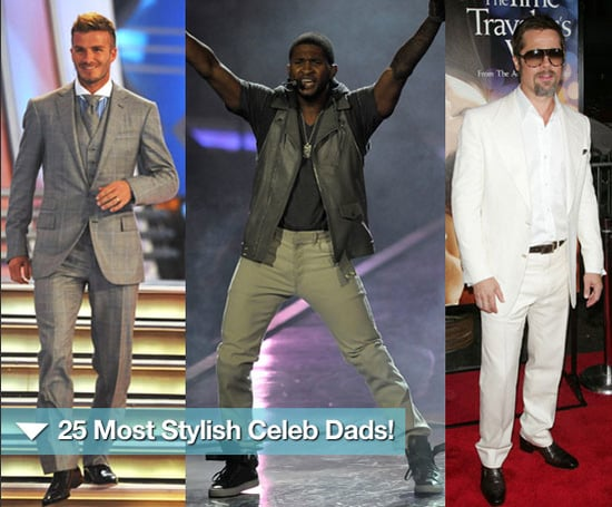 Sugar Shout Out: Feast on These Most Stylish Dads!