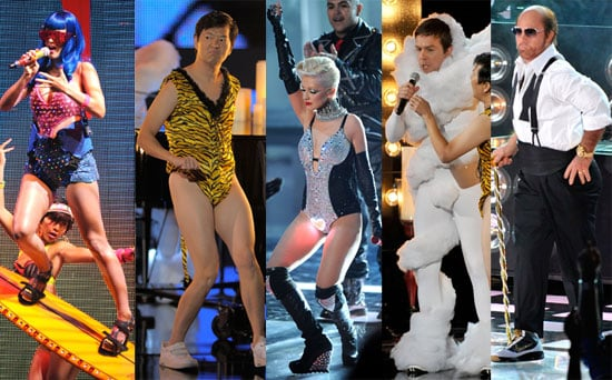 Pictures of Outrageous Performance Costumes at the MTV Movie Awards 2010-06-07 12:00:00