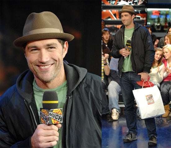 Matthew Fox Off the Island for New Role