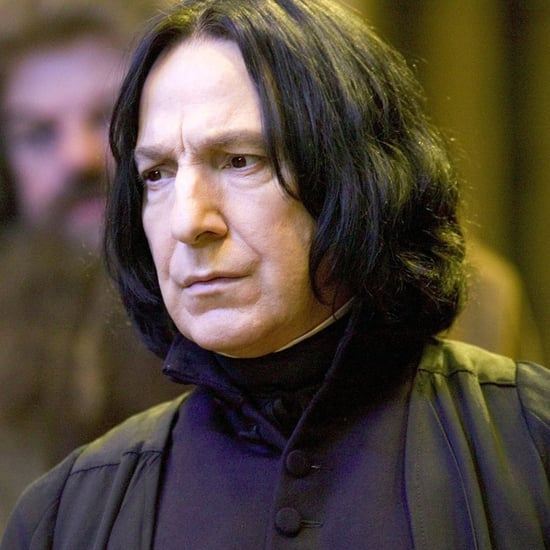 Alan Rickman's Goodbye to Harry Potter Letter