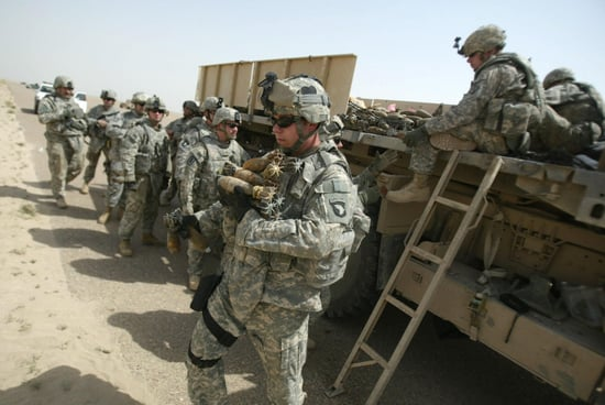 Secret Deal to Keep US in Iraq Forever? Why Is the US There?