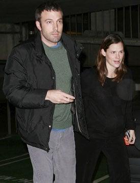 Sugar Bits — It's a Girl for Jennifer Garner and Ben Affleck!