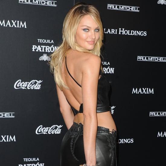 Candice Swanepoel Interview Maxim Hot 100 2014 | Video