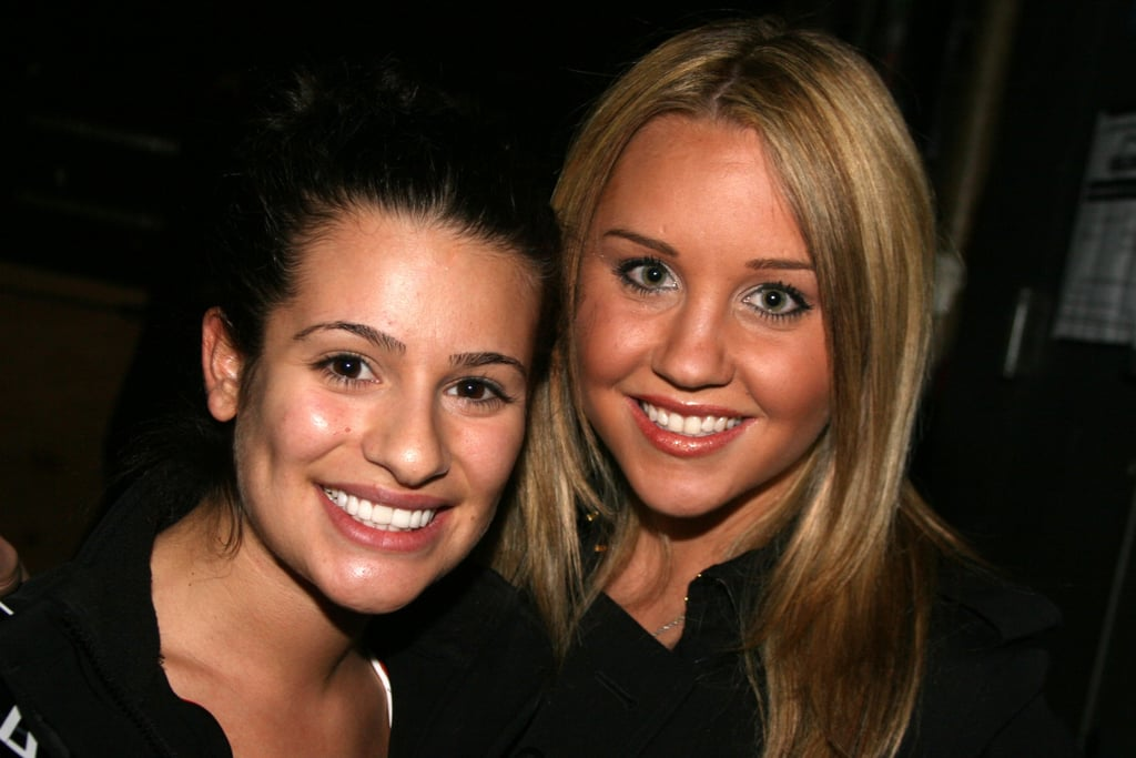 She was visited by Amanda Bynes after her performance in Broadway's Spring Awakening in April 2007.