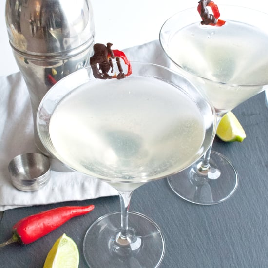 Chili-Infused Martini