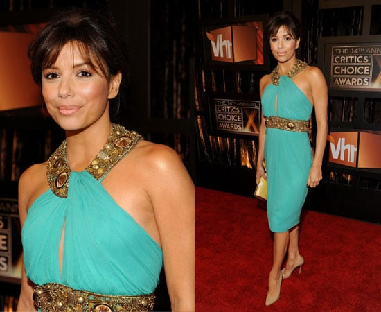 2009 Critics' Choice Awards: Eva Longoria