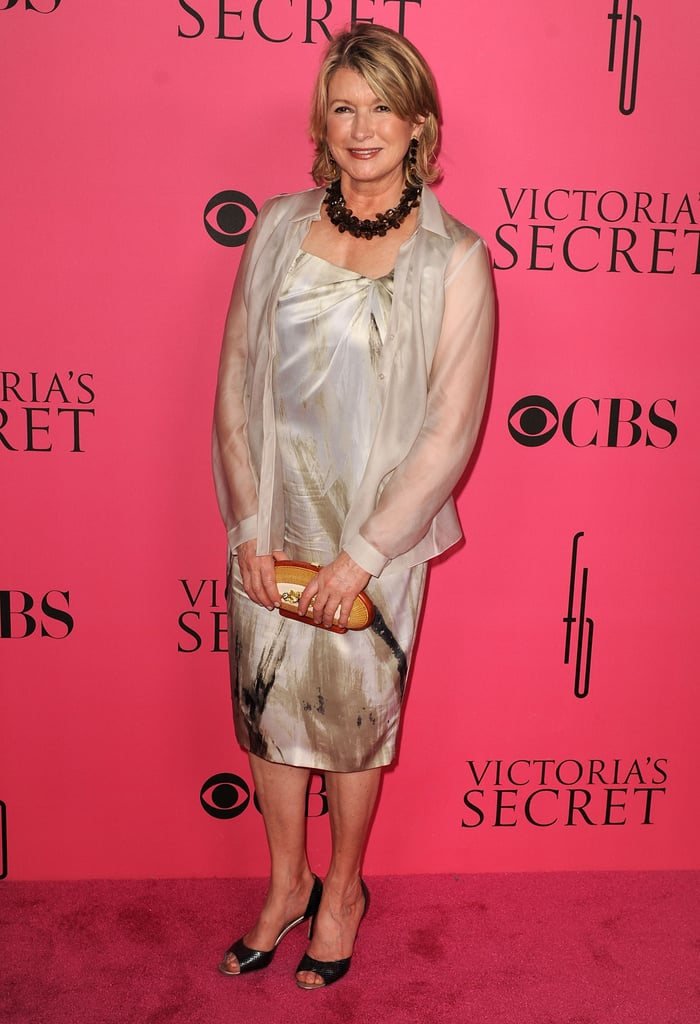 9. That Time She Walked the Pink Carpet at the Victoria's Secret Fashion Show