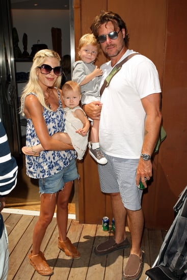 Interview with Tori Spelling and Dean McDermott