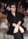 Christian Siriano sat front row in 2009.