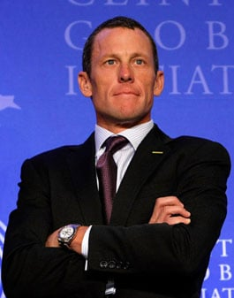 Sugar Bits —Lance Armstrong and GF Expecting His 4th Child