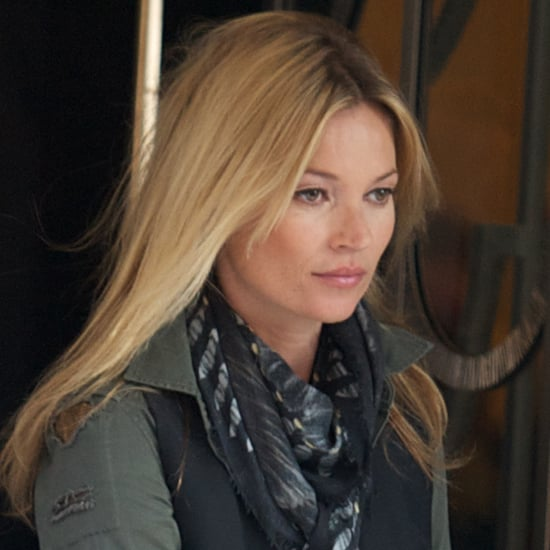 Kate Moss, Kylie Minogue and Fearne Cotton in Spring Scarves