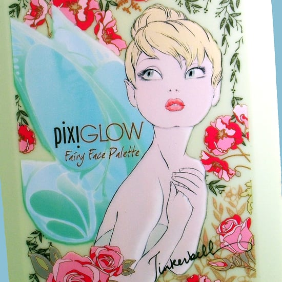 Tinker Bell Makeup Pixi Palette Review