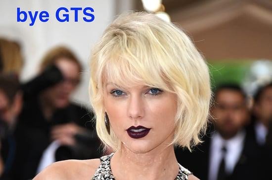 RIP Goth Taylor Swift