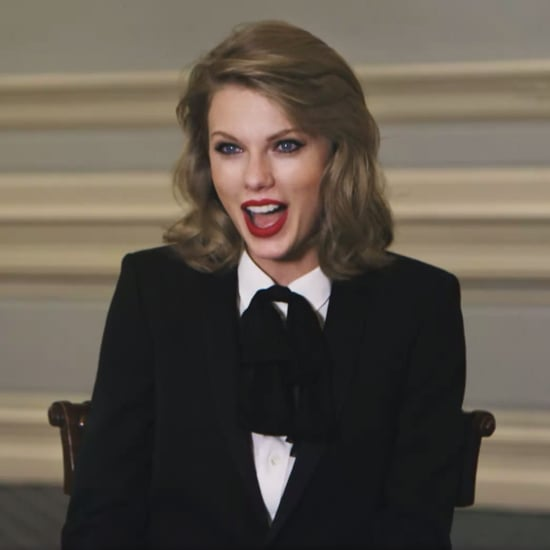 Yes, Taylor Swift Always Carries a Stash of Birthday Cards in Her Bag