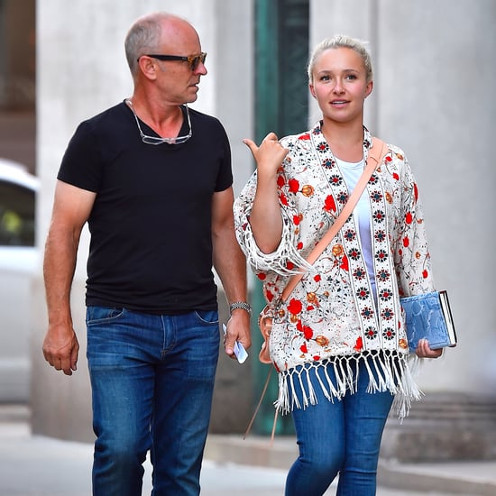 Hayden Panettiere Out in NYC August 2016 Pictures
