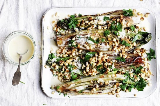 The Do's and Don'ts of Grilling Leafy Greens