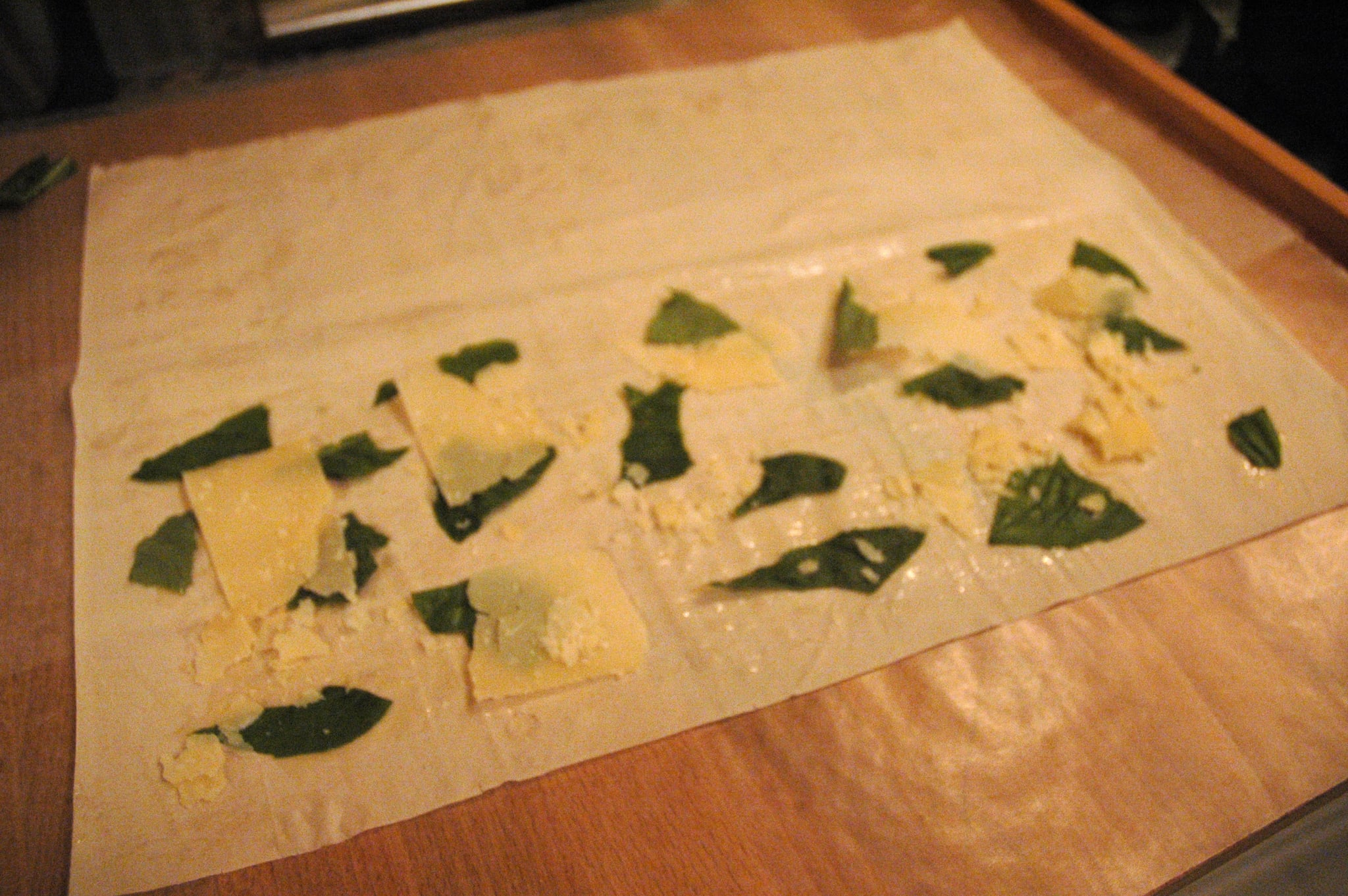 52 Weeks of Baking: Experiments in Phyllo