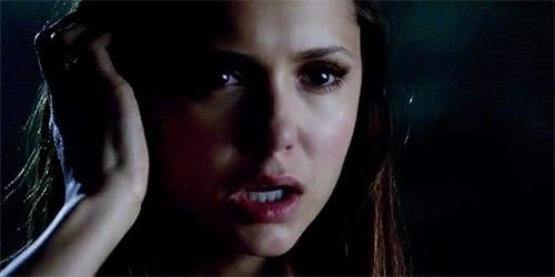 """When Klaus Tells Cami They """"Can't Be Friends"""" Anymore"""
