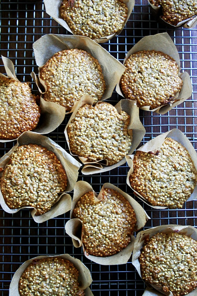Oat and Millet Muffins