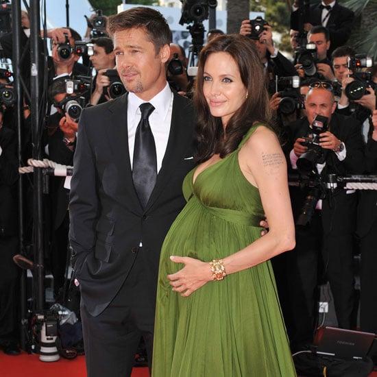 Angelina Jolie And Brad Pitt Pregnant 101