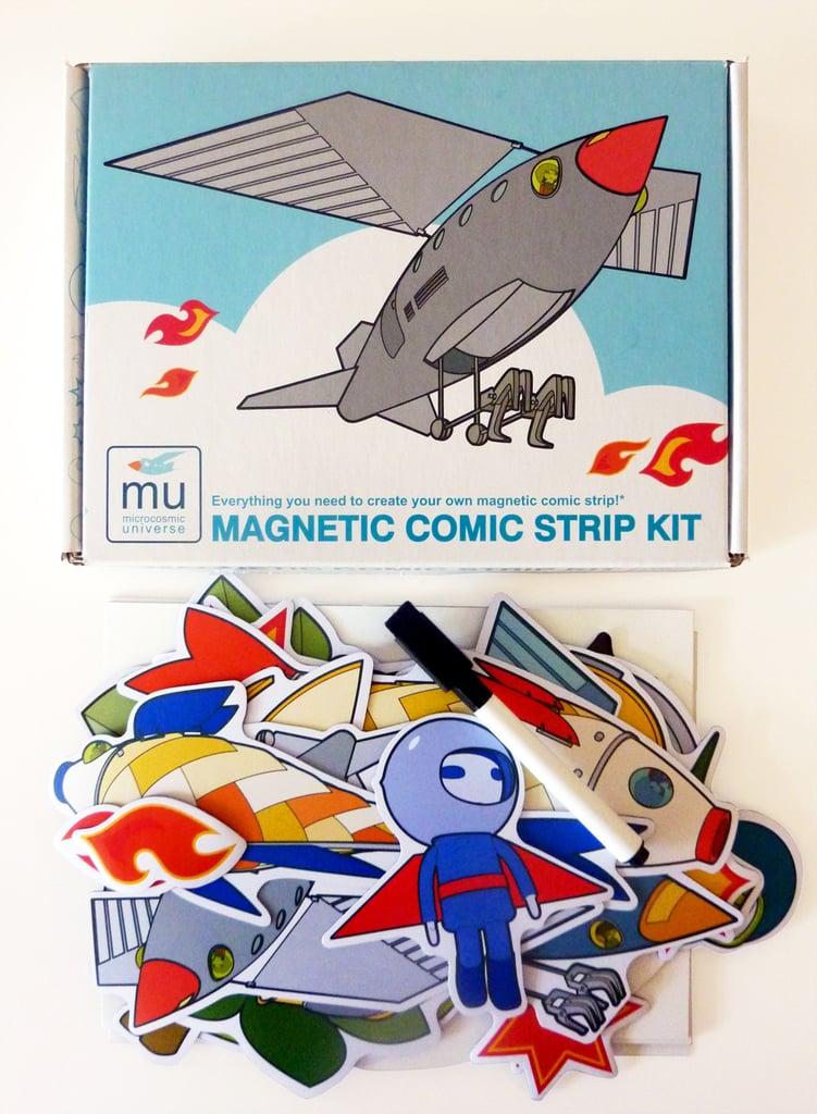 Magnetic Comic Strip