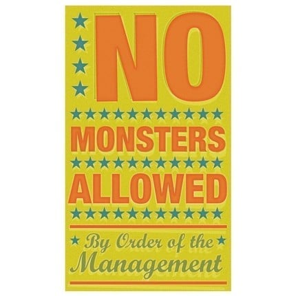 By Order of the Management Signs