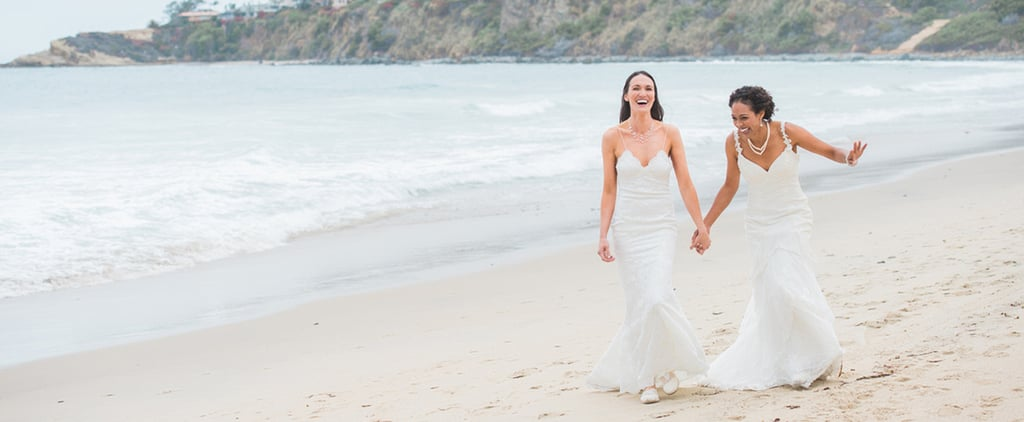 This Whimsical California Wedding Will Make You Crave the Ocean Breeze