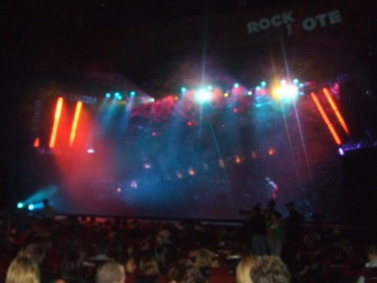 Tony Bennett and James Taylor Perform at 2008 DNC