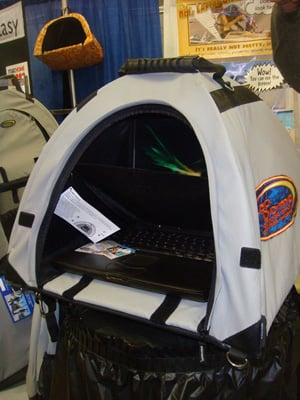 Outdoor Protection For Your Laptop: The Lapdome