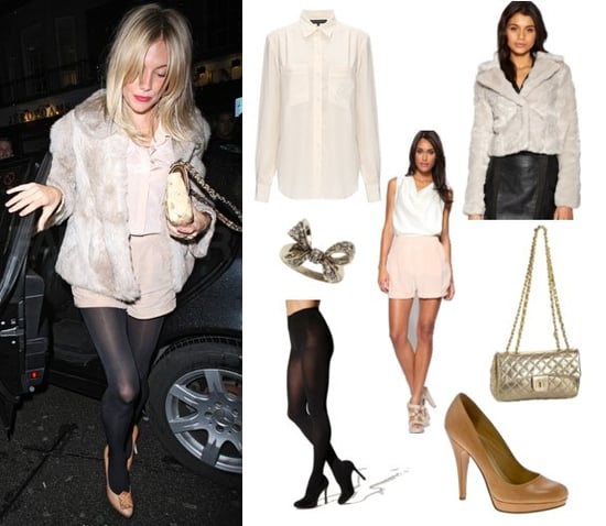 Pictures of Sienna Miller Style