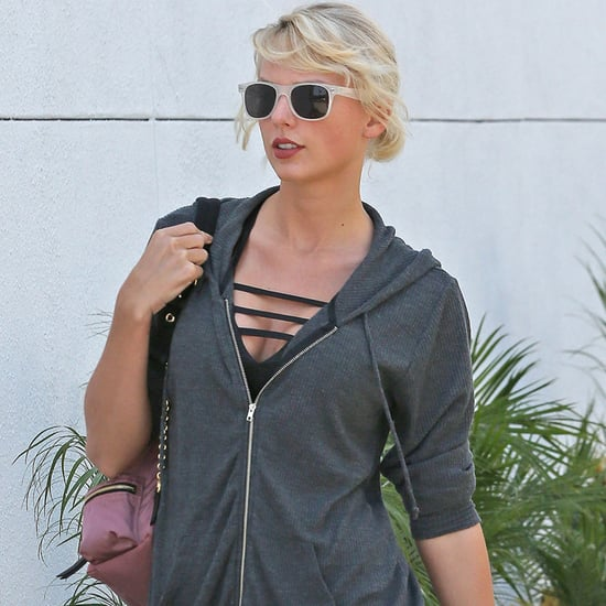 Taylor Swift Out in LA After Calvin Harris Car Accident 2016