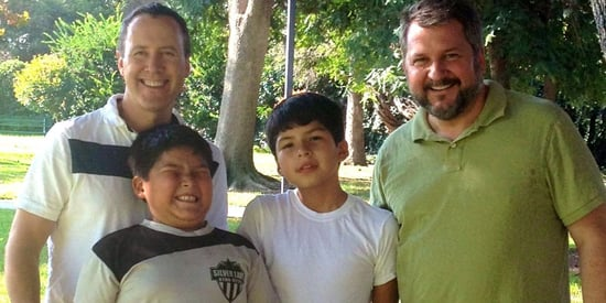 This Church Is Helping To Create Beautiful Families Like This One