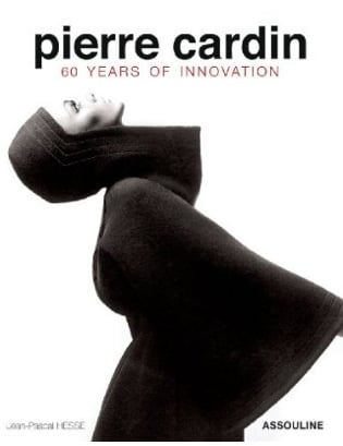 Book About French Designer Pierre Cardin
