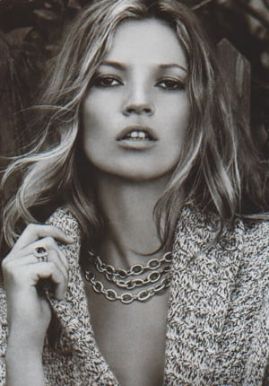 Kate Moss Signs Multimillion Dollar Deal With Simon Cowell and Sir Philip Green