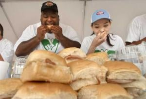 Competitive Eating Is a Growing Sport