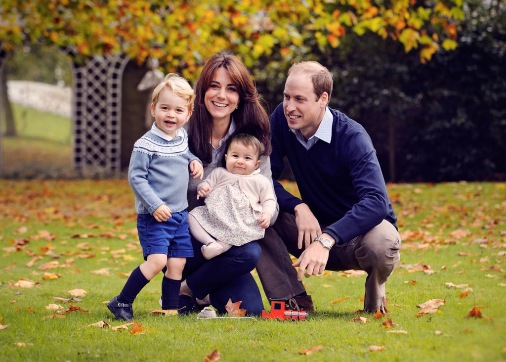 24: Number of times he has been photographed with Prince George, including leaving hospital with him, on tour in New Zealand and Australia, at the polo, the Queen's official 90th birthday portraits, Badminton Horse Trials, with the Obamas, and at a recent air show. 6: Number of times he has been photographed with Princess Charlotte: leaving hospital with her, her christening, Trooping the Colour, the Cambridge's 2015 Christmas card, skiing this year, and Badminton Horse Trials. 1: Number of names he shares with Prince George: they both have the middle name Louis. 10: Number of bedrooms in Anmer Hall.