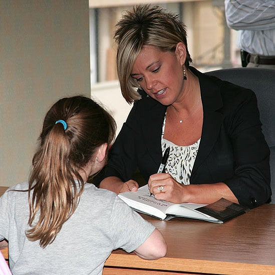 Kate Gosselin's Cookbook, Love Is in the Mix